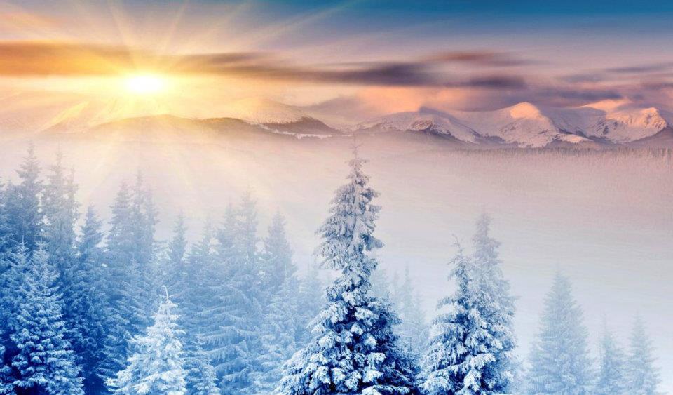 frasi buongiorno invernali