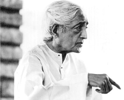 La concezione della libertà di Krishnamurti