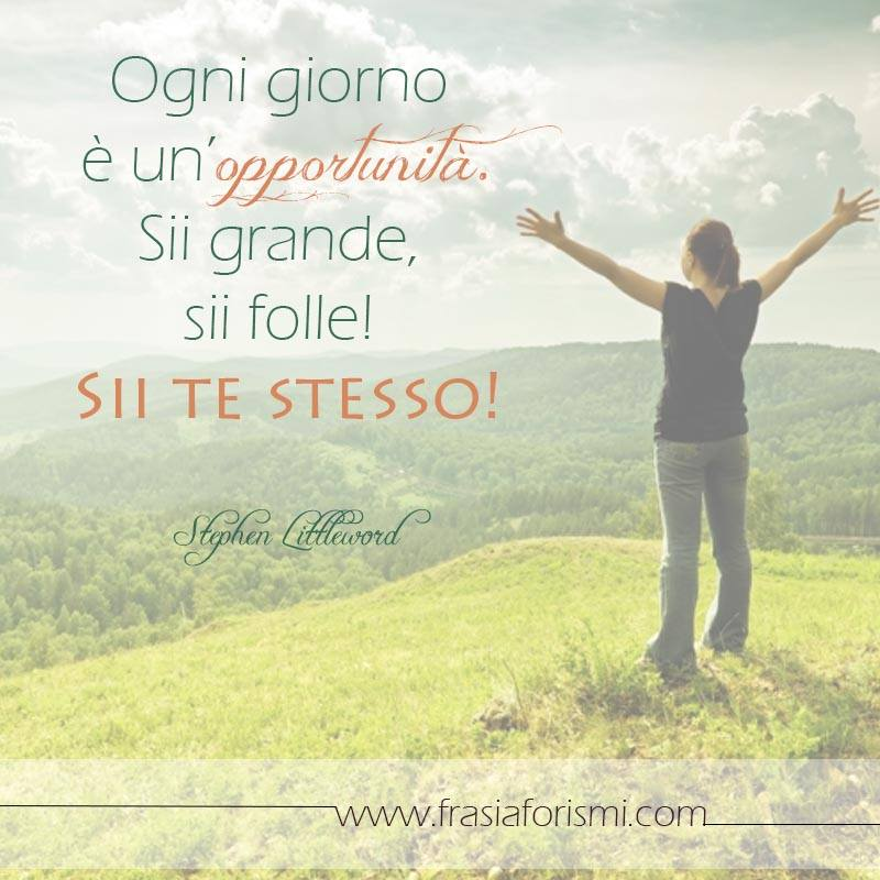 Amato Frasi Essere Se Stessi FP86