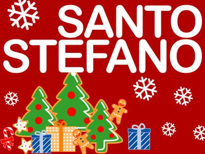 Auguri Di Santo Stefano