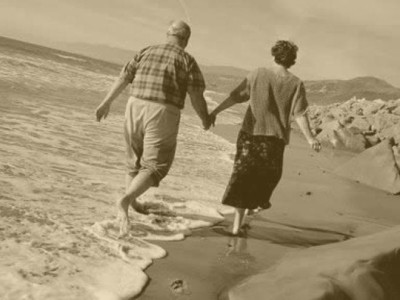 anziani innamorati
