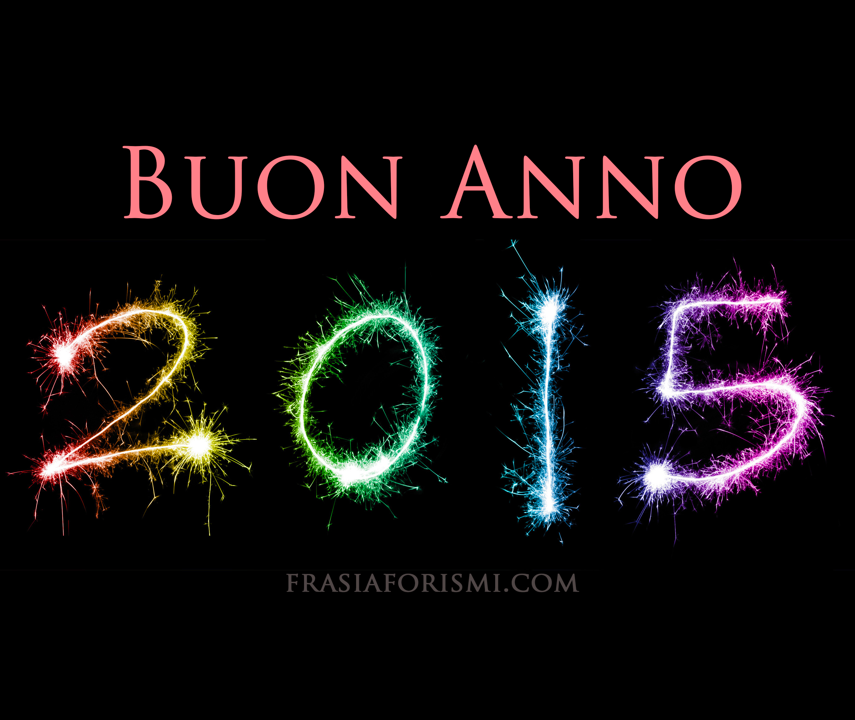Foto Buon Anno 2015