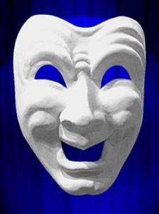 maschera allegria