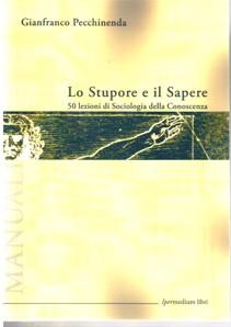 LO STUPORE E IL SAPERE