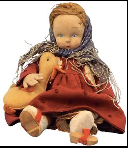 Bambola Lenci