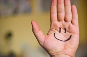 Sorridere è il segreto per essere più felici