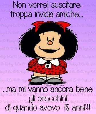 Frasi mafalda frasi belle mafalda divertenti for Biglietti di buongiorno