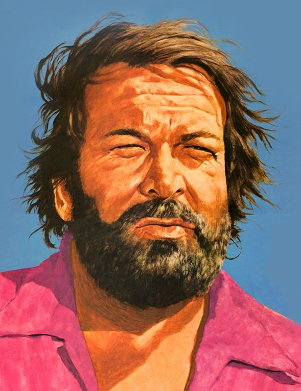 how tall is bud spencer
