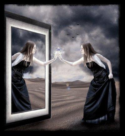 Specchio frasi e aforismi straordinari - La legge dello specchio ...