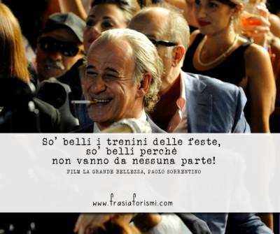 Frasi Film La Grande Bellezza Paolo Sorrentino