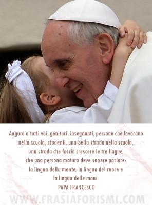 Papa Francesco Frasi Cerca Con Google Papa Francesco Pensieri