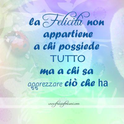 Frasi Con Immagine Sulla Felicita